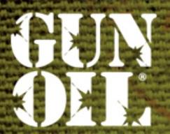 Gun Oil lube logo