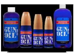 Gun Oil H2O lube