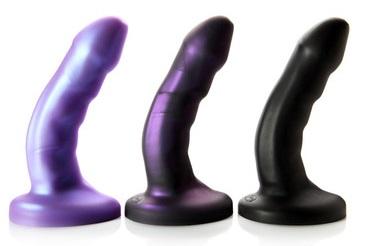 Tantus Curve colors
