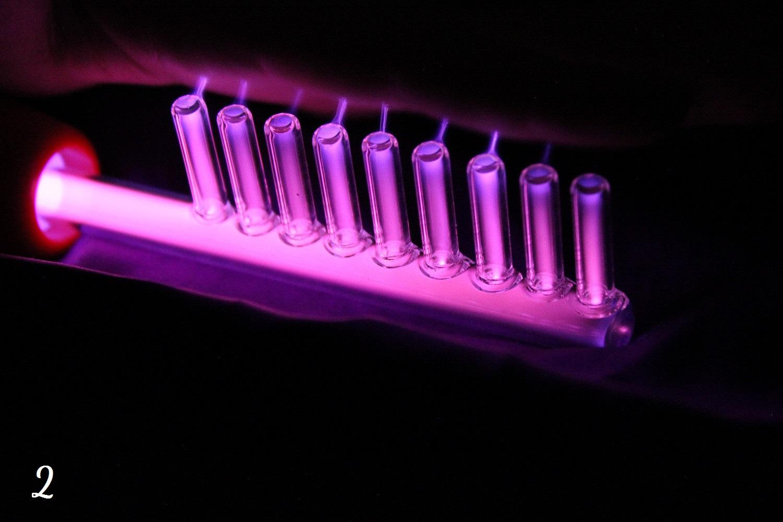 neon wand video