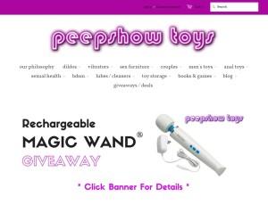 Take a Peek at PeepShow Toys