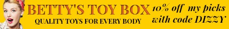 Betty's Toy Box 468X60 banner